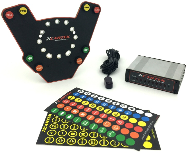 Motorsport Wireless Control System