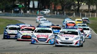 SUPERTURISMO URUGUAYO RACE CARS
