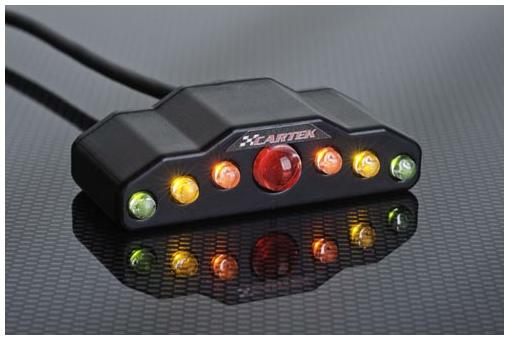 Sequential Shift Light   CARTEK Motorsport Electronics