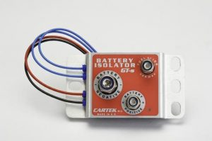 Cartek Battery Isolator GT